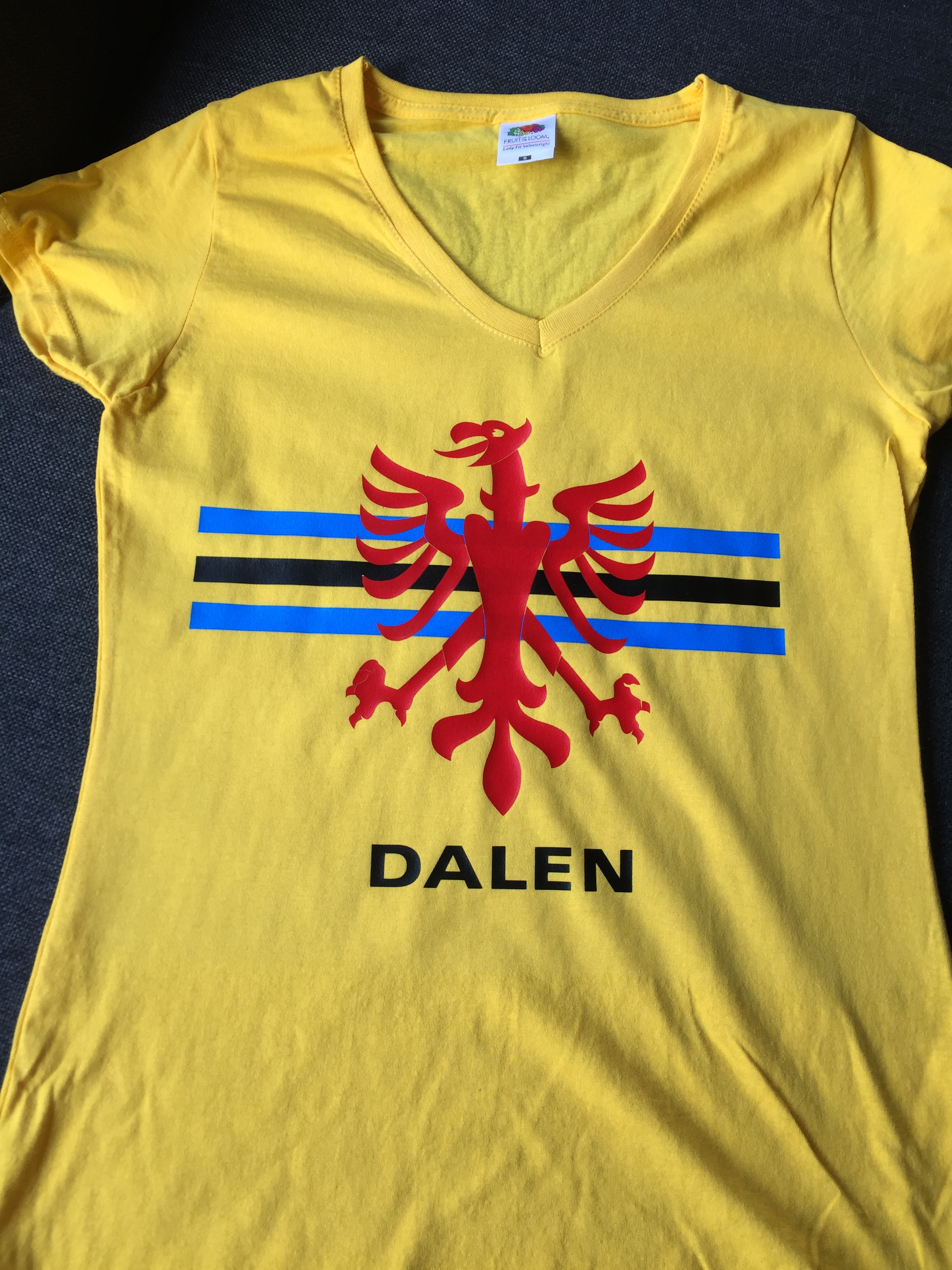 Bedrukte t-shirts (3 kleuren)