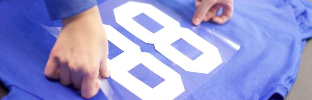 Textieldrukkerij Groningen kleding bedrukken